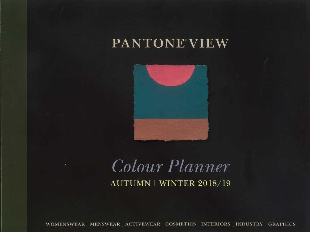 Pantone View Colour Planner S/S 2015