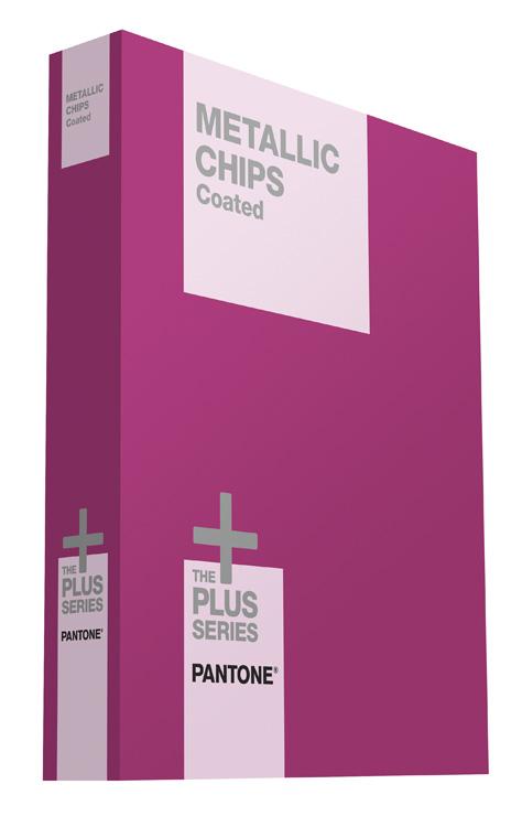 Pantone plus metallic chips coated mode information gmbh - Pantone textil gratis ...