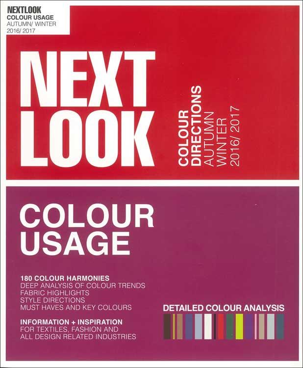 Next Look Colour Usage
