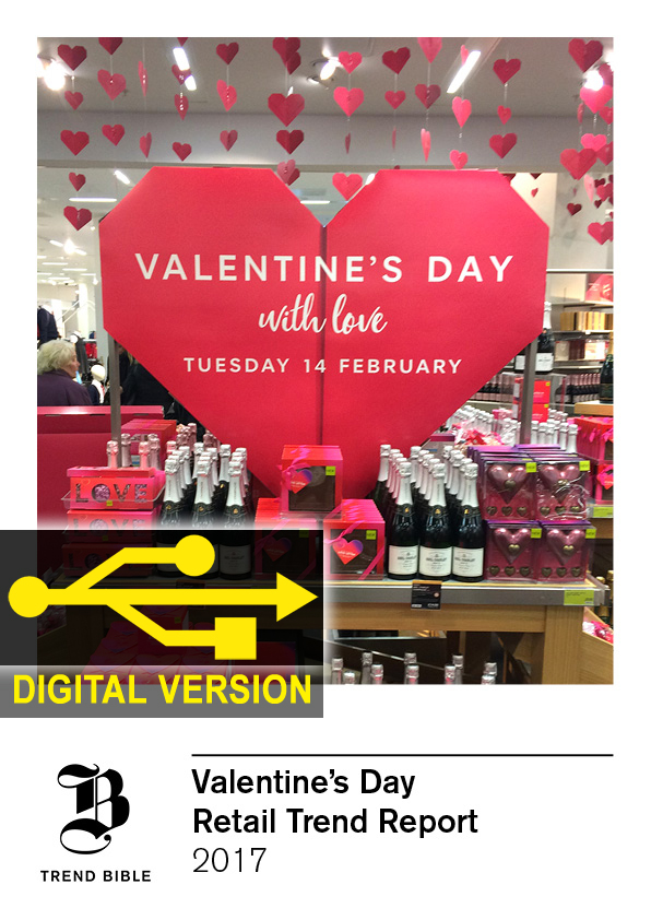 Trend Bible Valentine S Day 2017 Retail Report Mode Information Gmbh