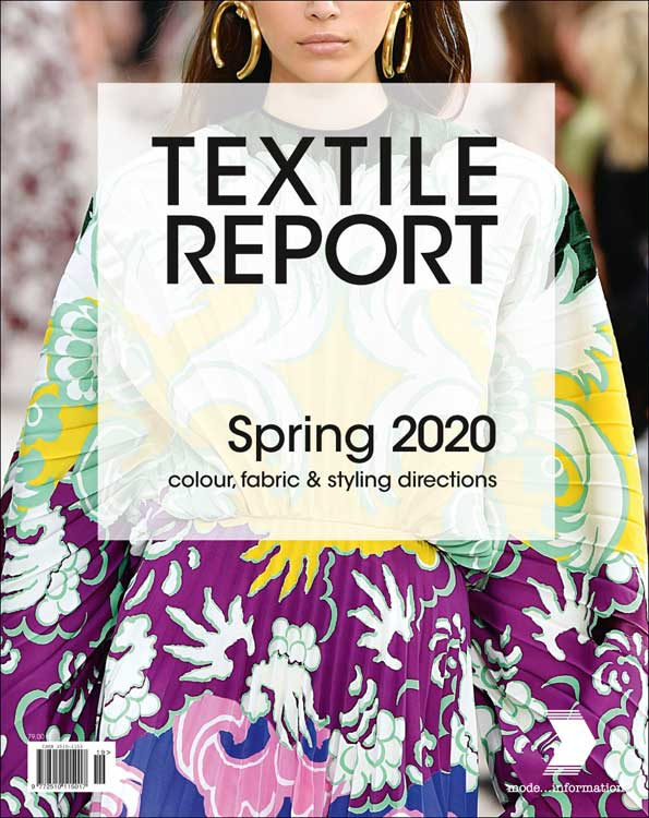 international textile report