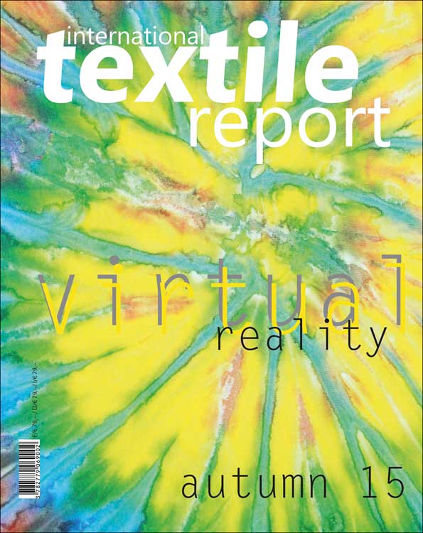 textile report autumn 2015