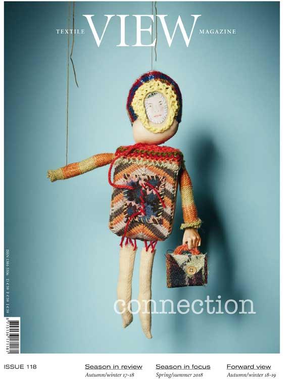 Resultado de imagen de textile view magazine 118