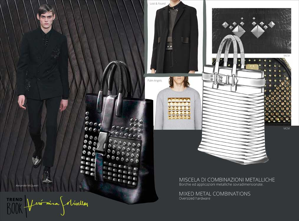 Mens & Casual Bags Trend Book by Veronica Solivellas ...
