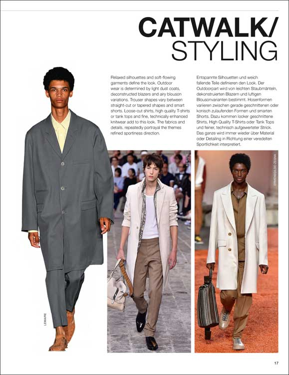 Next Look Menswear S S 2019 Fashion Trends Styling Incl Dvd Mode