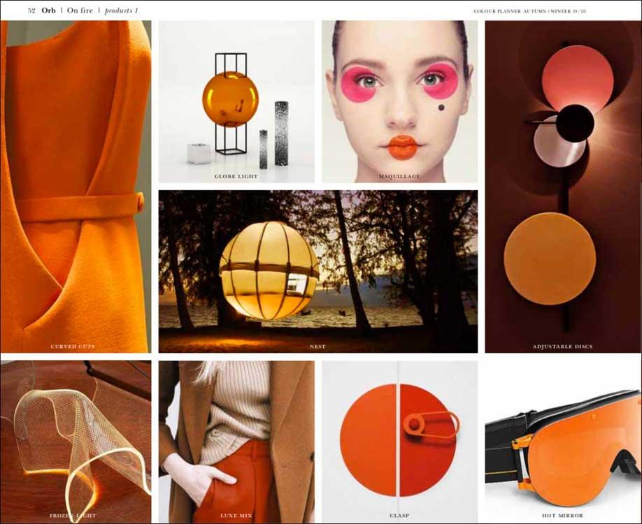 Pantone View Colour Planner