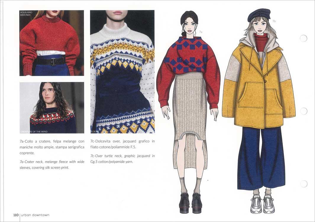 Fashion Box Women's Knitwear A/W 2018/2019 | mode ...
