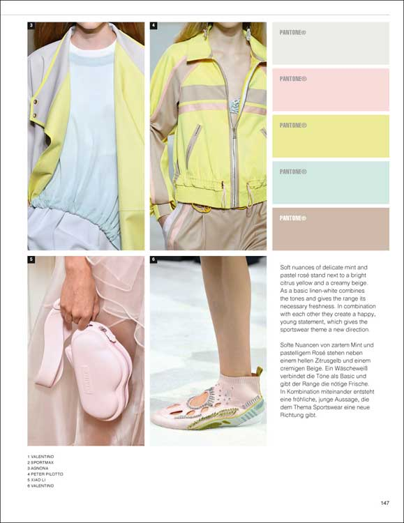 Next Look Womenswear S S 2019 Fashion Trends Styling Incl