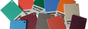 PANTONE® Plastic Color Standard Chips