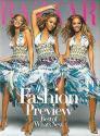 Harpers Bazaar USA, subscription Europe