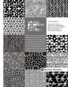 Grunge Decorative Black Textures Vol. 1 incl. DVD