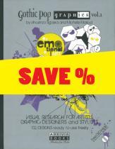 Gothic Pop Graphics Vol. 1 HC