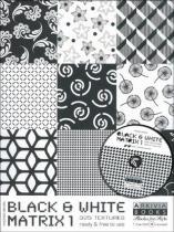 Black & White Matrix Vol. 1 incl. DVD