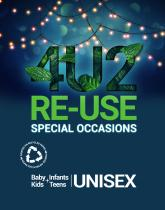 4U2RE-USE Trendbook incl. USB Special Occasions