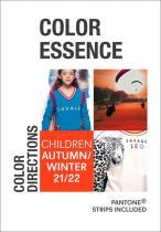 Colour Essence Children, Abonnement (pour l'Europe)