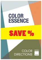 Color Essence Interior S/S 2018