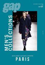 Collections Men, Abonnement (pour Allemagne)
