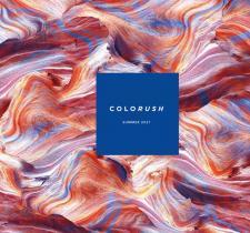 Colorush, Abonnement Welt Luftpost