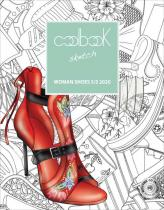 Coolbook Sketch Woman Shoes S/S 2020