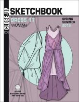 Close-Up Sketchbook Dress Women, Abonnement Deutschland