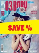 Collezioni Baby no. 58 A/W 2015/2016