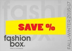 Fashion Box Men's Knitwear A/W 2016/2017