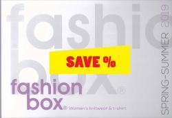 Fashion Box Women's Knitwear S/S 2019