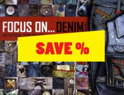 Focus on Denim Vol. 3 incl. CD-Rom