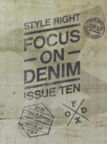 Focus on Denim Vol. 10 incl. DVD
