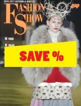 Fashion Show A/W2016/2017 Paris/Milan/NY/London