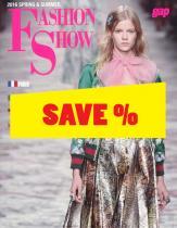 Fashion Show S/S 2016 Paris/Milan/NY/London