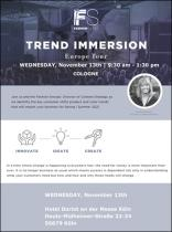 Fashionsnoops Trend Immersion Cologne