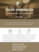 Fashionsnoops Trend Immersion Fashion Room