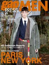 Gap Press Men, Abonnement Welt Luftpost