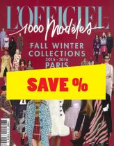L'Officiel 1.000 Models no. 153 Pret a Porter Paris/London
