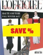L'Officiel 1.000 Models no. 166 Haute Couture