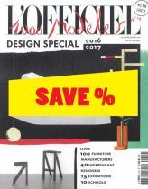 L'Officiel 1.000 Models on Design and Style no. 14