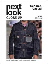Next Look Close Up Men Denim & Casual no. 03 S/S 2018