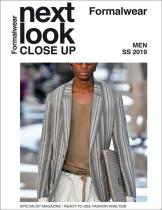 Next Look Close Up Men Formal  no. 05 S/S 2019