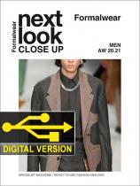 Next Look Close Up Men Formal, Abonnement Welt