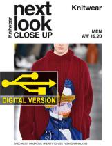Next Look Close Up Men Knitwear no. 06 A/W 2019/2020 Digital Version