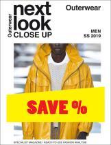 Next Look Close Up Men Outerwear no. 05 S/S 2019