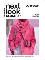 Next Look Close Up Men Outerwear  Abonnement Europa