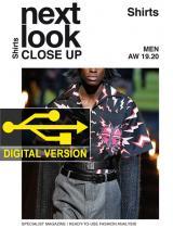 Next Look Close Up Men Shirts no. 06 A/W 2019/2020 Digital Version