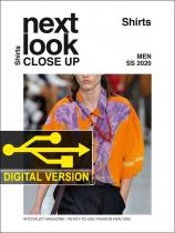 Next Look Close Up Men Shirts, Abonnement Europa