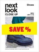 Next Look Close Up Men Shoes no. 02 A/W 17/18