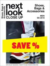 Next Look Close Up Men Shoes, Bags & Accessories no. 05 S/S 2019