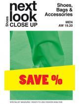 Next Look Close Up Men Shoes, Bags & Accessories no. 06 A/W 19/20