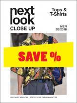 Next Look Close Up Men Tops &  T-Shirts no. 03 S/S 2018