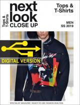 Next Look Close Up Men Top & T-Shirts no. 05 S/S 2019 Digital